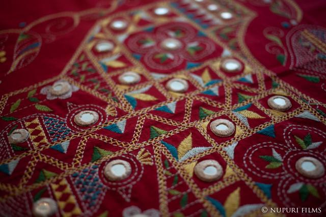 インド刺繍