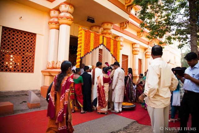 パナジ結婚式