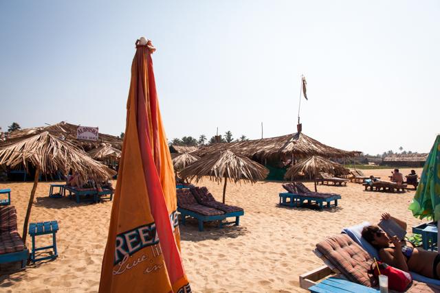 カラングートビーチ