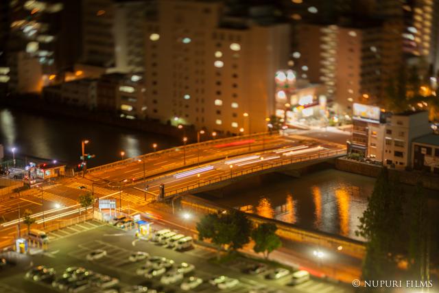 大阪タイムラプス