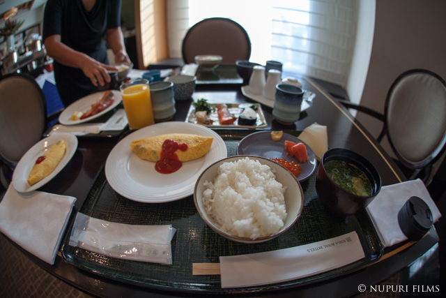 リーガロイヤルホテル大阪朝食