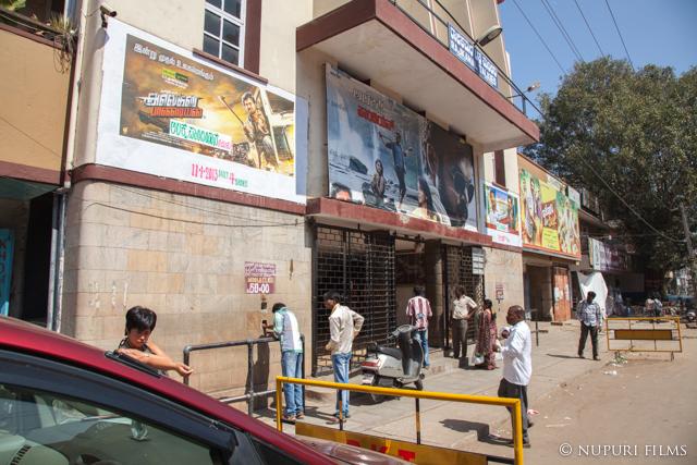 インドの映画館