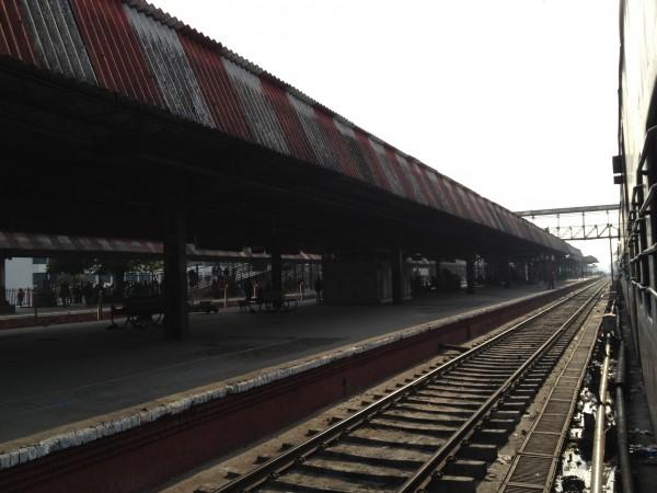 ハリドワール駅