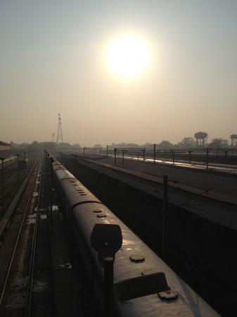 アラハバード駅