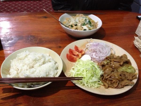ポカラ日本食