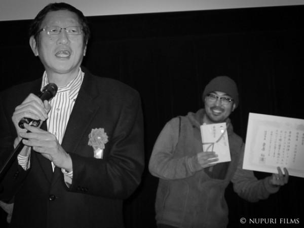 沼津市ショートフィルムフェスティバル最優秀賞