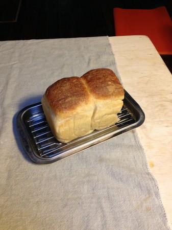 天然酵母でパン作り