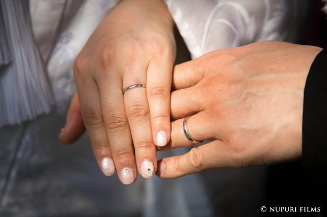 三嶋大社で結婚式