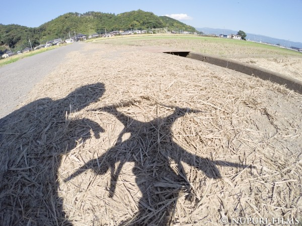 空撮によるビデオ撮影静岡県沼津市