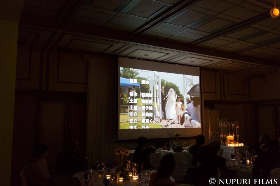 撮って出し結婚式