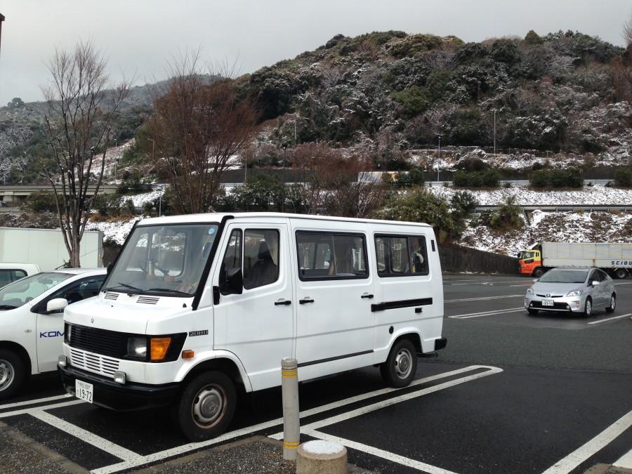 ベントラ208D天ぷらカー